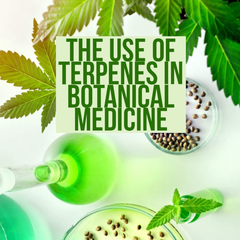 terpenes in botanical medicine