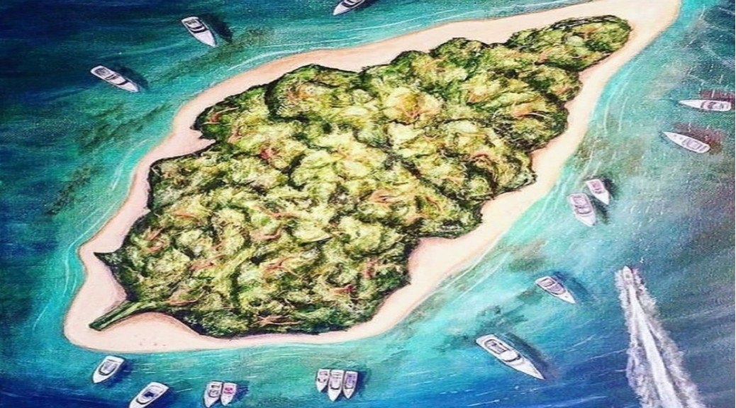 Cannabis Island